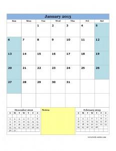 Sample Planner 1