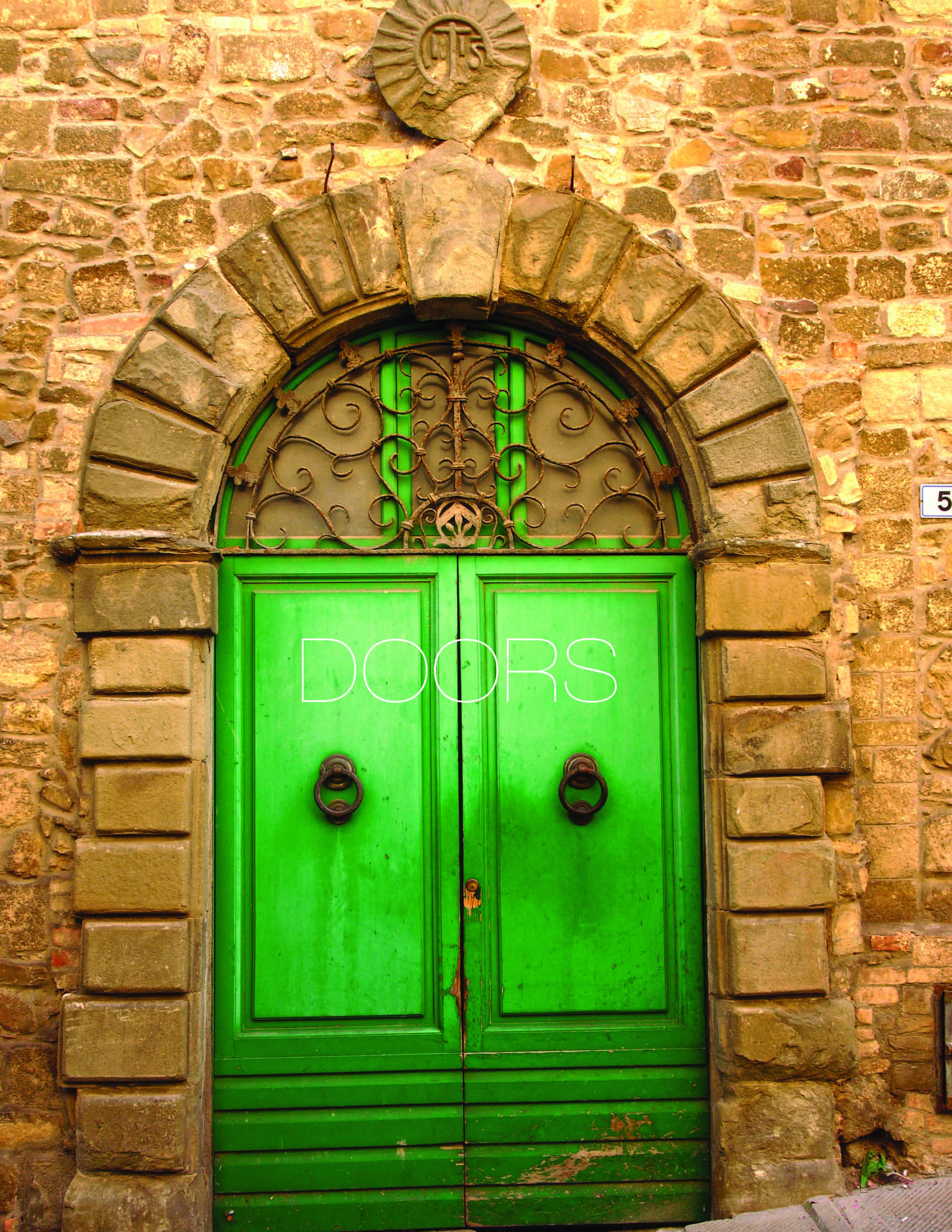 Doors- Cover & Italian Doors - New Photo Book - Qwik Print :Qwik Print