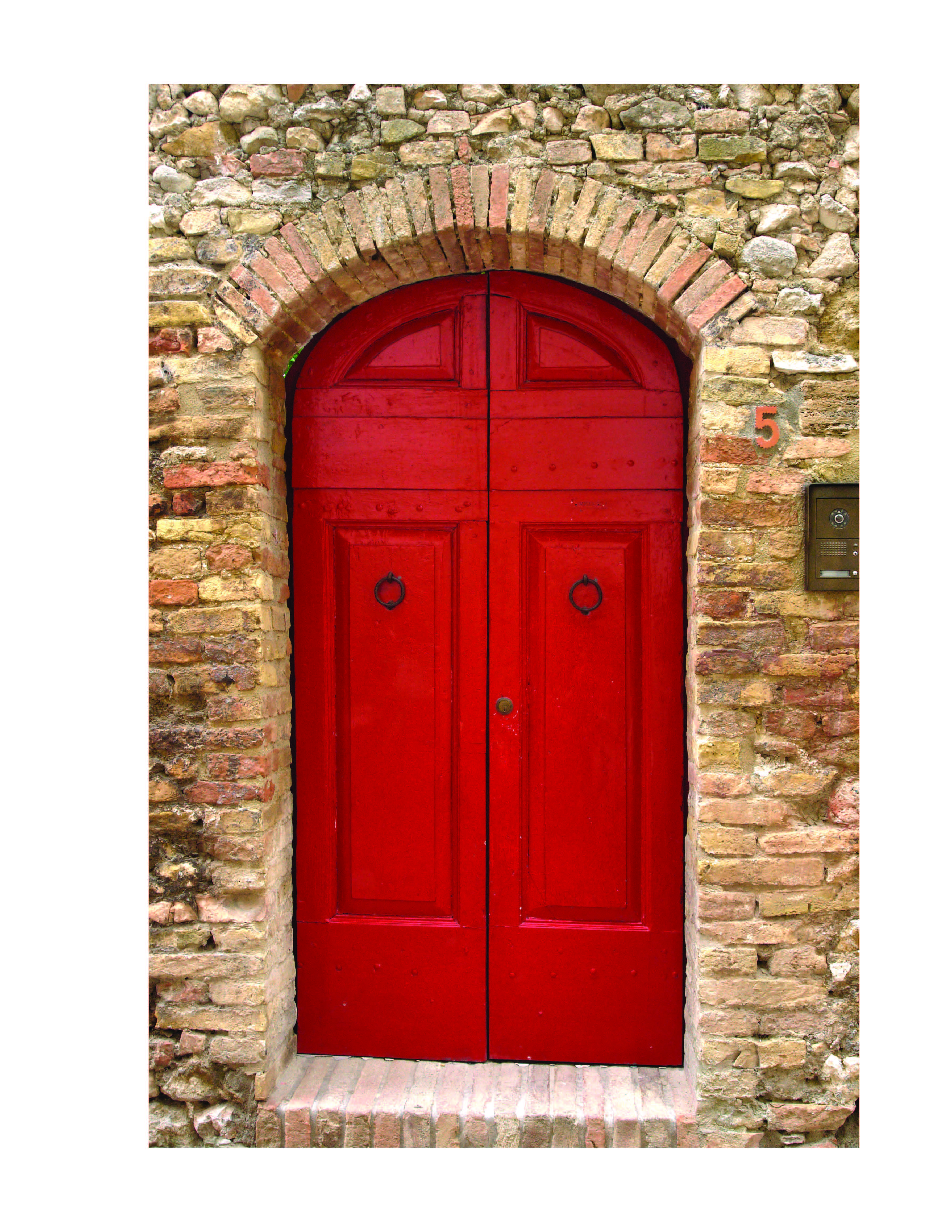 Doors   Simple Arch