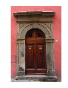 Doors - Italian Arch in Post & Lintel