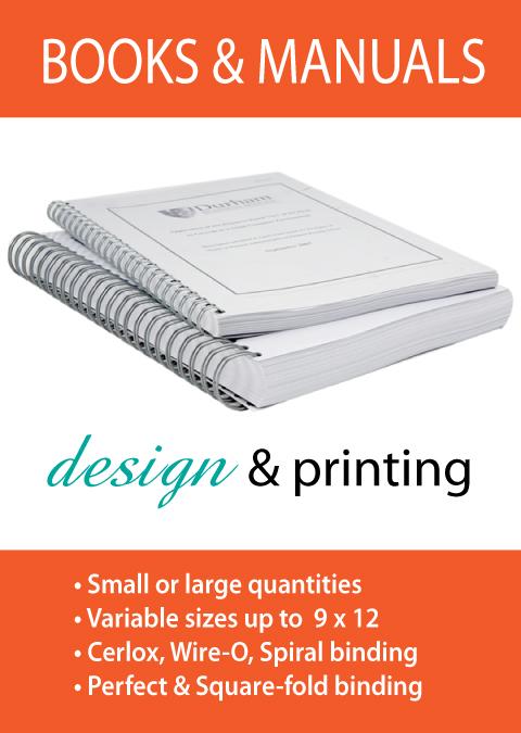Qwik Print - Books & Manuals
