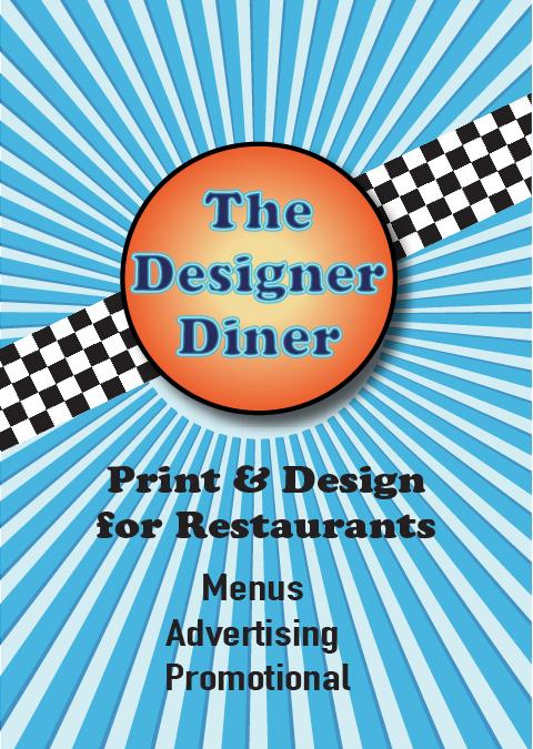 Qwik Print - Designer Diner Restaurant Media