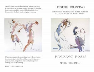 Thurman Drawing Book Figure