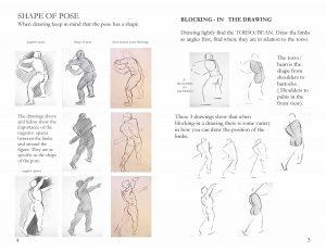 Thurman Drawing Book Figure
