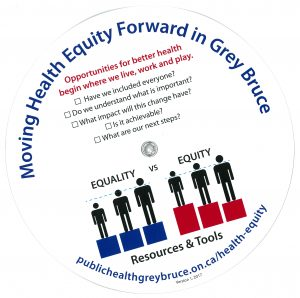 Health Equity Dial - Back