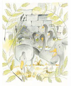 Burns Bestiary Illustration #4