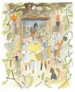 Burns Bestiary Illustration #9